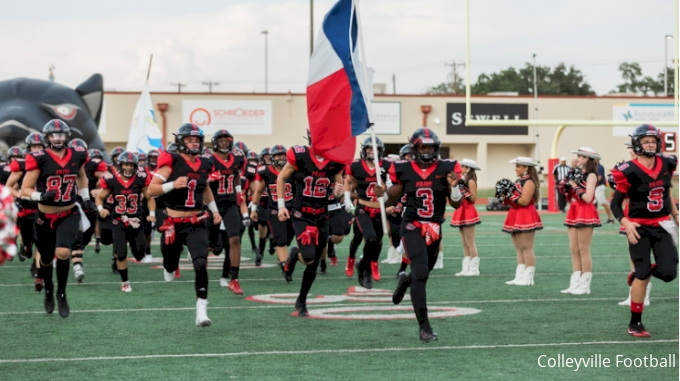 picture of 2020 Colleyville Heritage High School vs Grapevine High School
