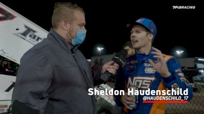 Lil' Haud Third At Eldora's Governors Reign