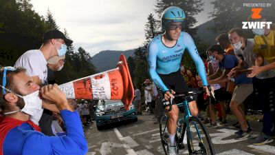 Houle Looks Back On Successful TDF