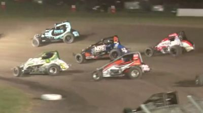 Feature Replay | USAC Sprints at Gas City