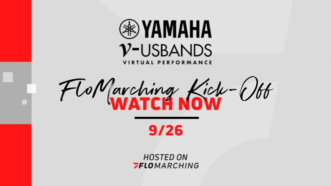 2020 FloMarching Kick-Off