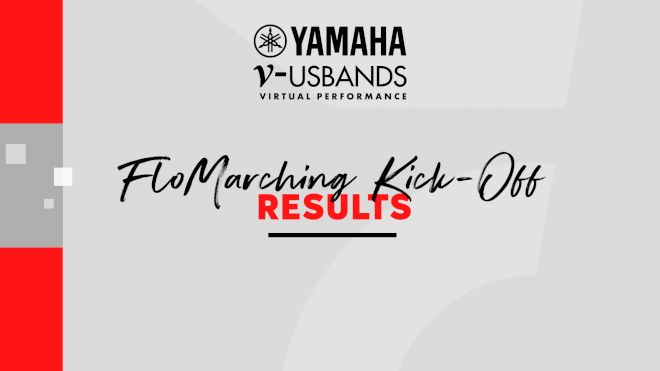 Results: 2020 USBands FloMarching Kick-Off