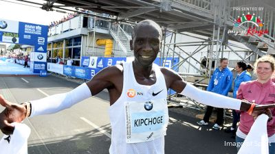 A Marathon World Record Is Possible In London, Right?