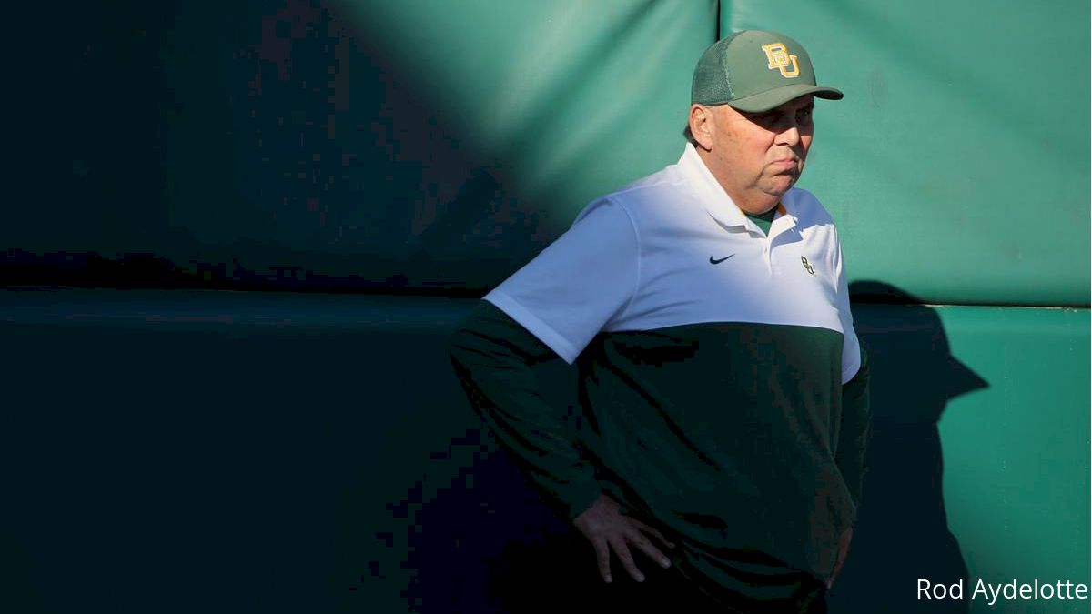 Former Baylor Softball Assistant Coach Mark Lumley Dies After Cancer Battle