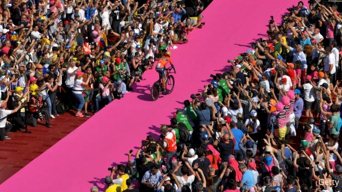 picture of 2020 Giro d'Italia Team Presentation