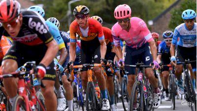 Final Climb: Woods & Hirschi Battle On Mur de Huy In Flèche Wallone