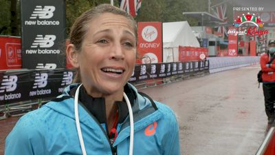 Sara Hall Shocked By Runner-Up Finish