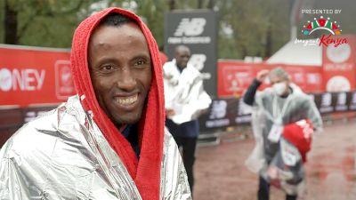 Shura Kitata Gets Surprise Win In London