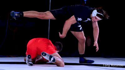 182 lbs Who's #1 - Rylan Rogers, New Jersey vs Lenny Pinto, Pennsylvania