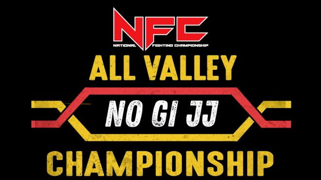 How To Watch The NFC All Valley No-Gi BJJ Championships