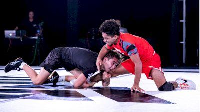 120 lbs Who's #1 - Richard Figueroa II, California vs Drake Ayala, Iowa