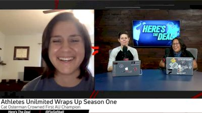 Athletes Unlimited Wraps Season One | Here's The Deal (Ep. 86)