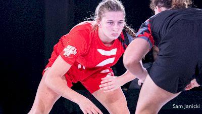 145 lbs Who's #1 - Kylie Welker, Wisconsin vs Skylar Hattendorf, New Hampshire