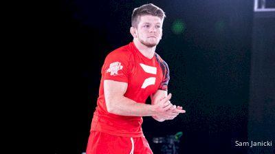 160 lbs Who's #1 - Paddy Gallagher, Ohio vs Travis Mastrogiovanni, New Jersey