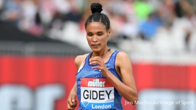 Letesenbet Gidey Has Nothing To Lose In Record Pursuit