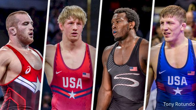 Snyder Leads A Rock Solid 97kg Field