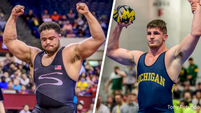 Can The Vet Fend Off The College Studs At 125 This Weekend?
