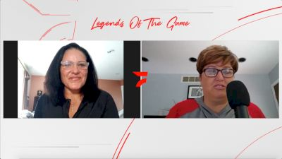 Lisa Fernandez | Legends Of The Game (Ep. 4)