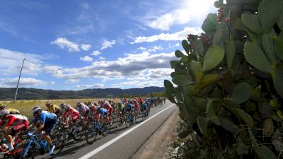 Replay: Giro d'Italia Stage 6