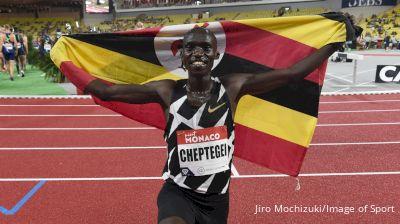All Eyes On Cheptegei At Saturday's World Half Marathon Championships