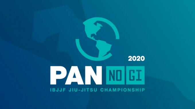 picture of 2020 IBJJF Pan No-Gi Championship