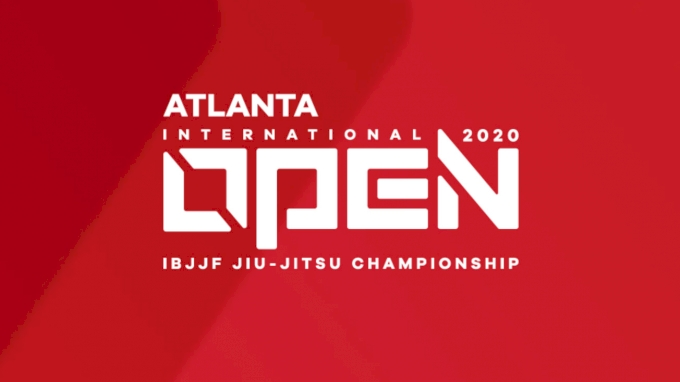 picture of 2020 Atlanta International Open IBJJF Jiu-Jitsu Championship