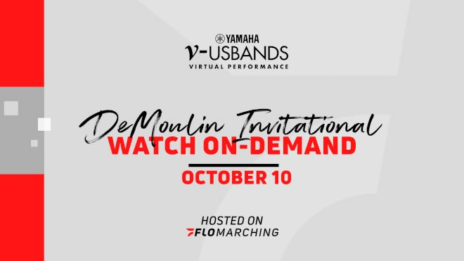 Results: 2020 USBands DeMoulin Invitational
