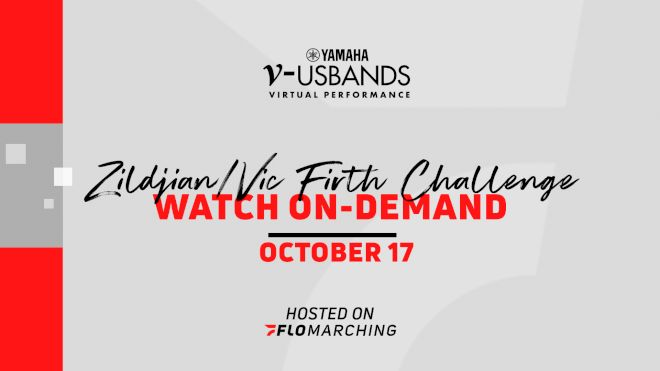How to Watch: 2020 Zildjian/Vic Firth Challenge