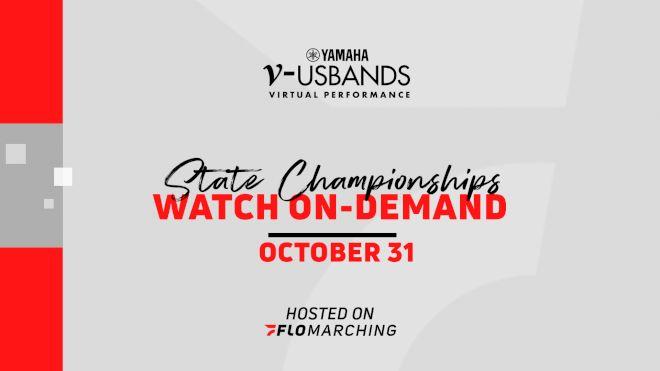2020 USBands State Championships