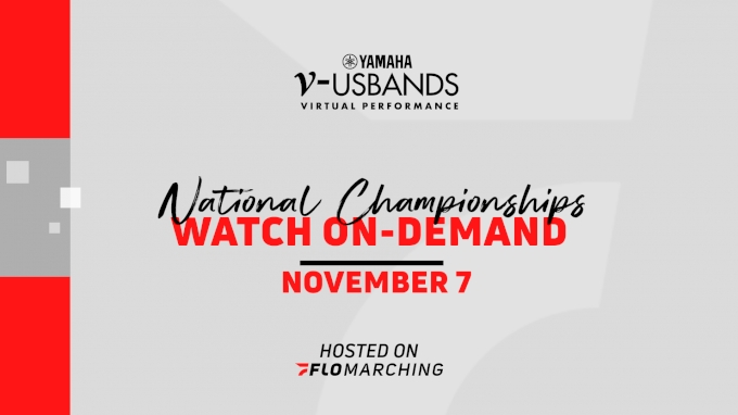 picture of 2020 USBands National Championship