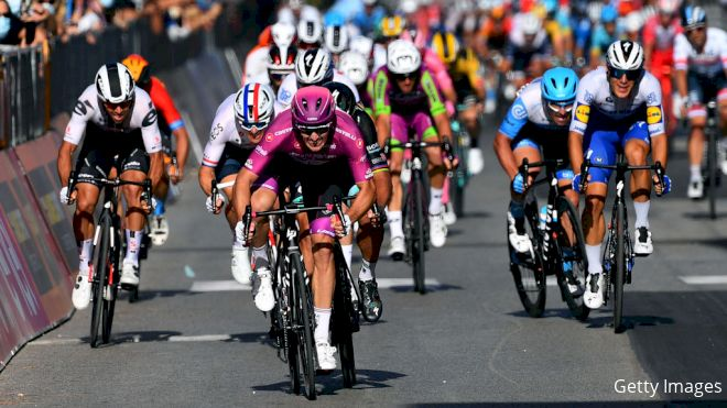 Arnaud Demare Makes It Three In Stage 7 Of Giro d'Italia