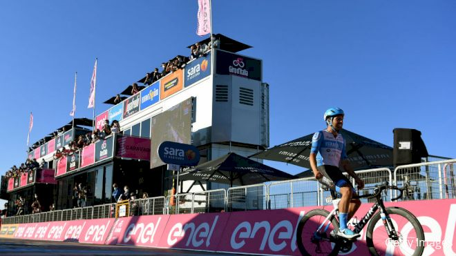 Dowsett Pulls Away With Solo Win In Giro d'Italia Stage 8