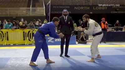 MURILO SANTANA vs FELLIPE ANDREW SILVA 2020 Pan Jiu-Jitsu IBJJF Championship