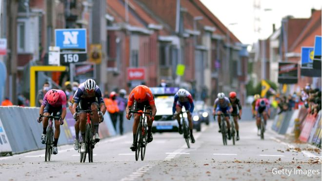Pedersen Wins Belgian Cobbled Classic