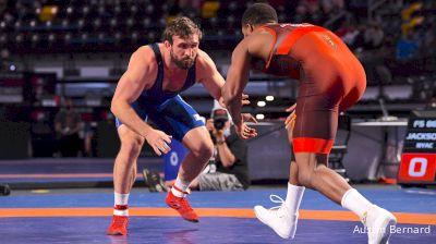 86 kg Final - Nathan Jackson, New York Athletic Club vs Gabe Dean, TMWC / Spartan Combat WC