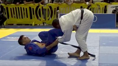 JOHNATHA BARBOSA ALVES vs MICHAEL REMIGIO LIERA JR. 2020 Pan Jiu-Jitsu IBJJF Championship