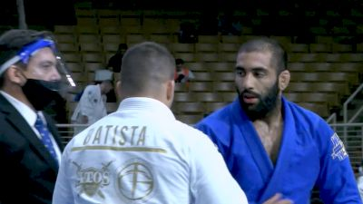Nisar Loynab Explains Why He Didn't Close Out With Atos Team Mate Gustavo Batista