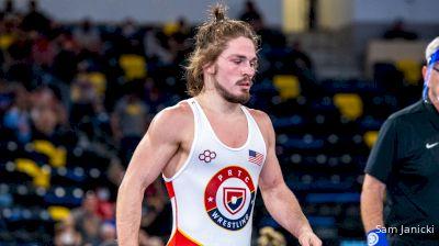 65 kg Consolation - Joseph McKenna, TMWC / Penn RTC vs Jaydin Eierman, TMWC / Hawkeye Wrestling Club