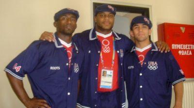 Jamill Kelly's 2004 Olympic Run
