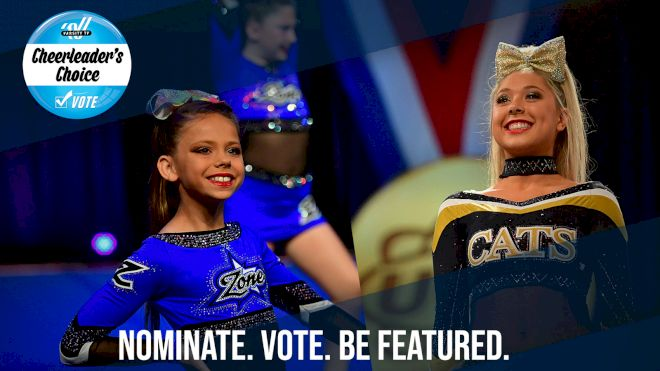 VOTING OPEN: Cheerleader's Choice All Star Insider