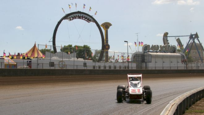 Springfield is Silver Crown Finale for First Time
