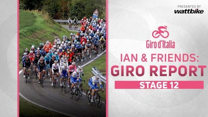 Legend Of Pantani At the Giro