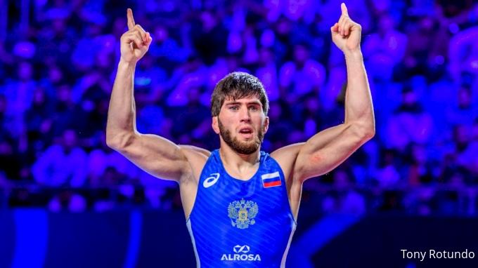 picture of Zaur Uguev