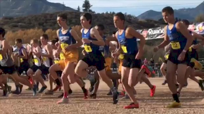 picture of 2020 CHSAA XC Championships