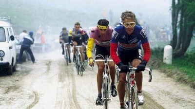 Watch The Giro With Andy Hampsten And Alex Stieda