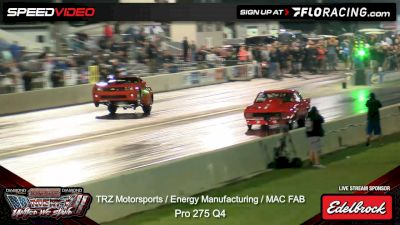Paul Gargus Sets Pro 275 Record With a 3.750 and Goes #1 in Pro 275 at NM11
