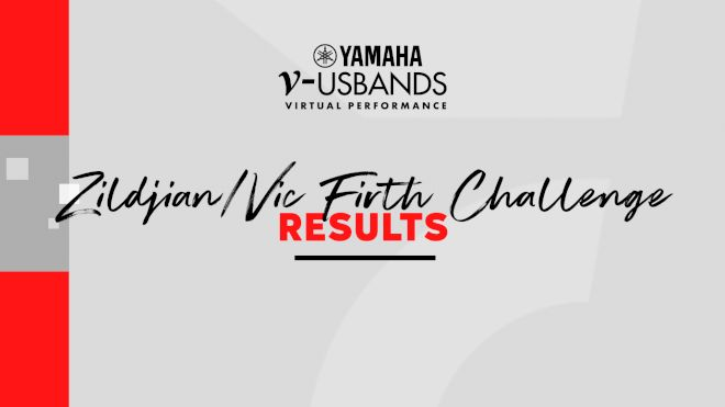 Results: 2020 USBands Zildjian/Vic Firth Challenge