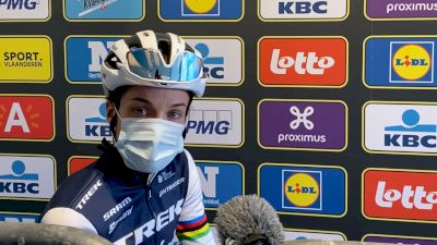Lizzie Deignan: Aggression Key To Beating Anna & Annemiek