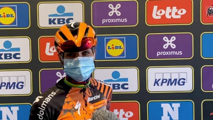 Van Den Broek-Blaak: 'We'll Just Go For It'
