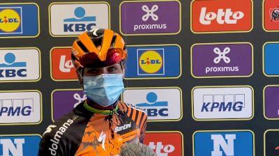 Chantal Van Den Broek-Blaak: 'We'll Just Go For It'